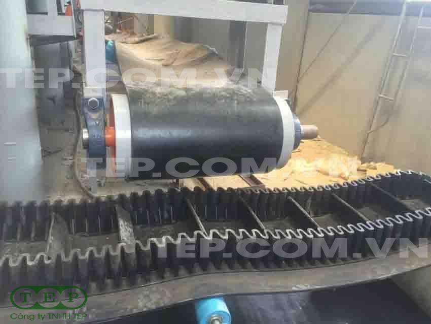 Dây băng tải cao su - Rubber conveyor belt