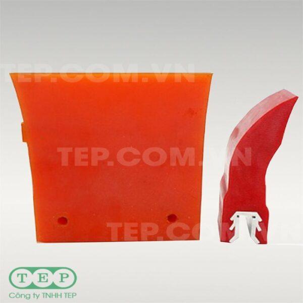 Lưỡi gạt băng - Belt cleaner blade