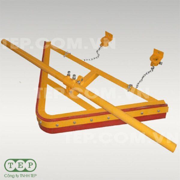 Gạt băng dạng V - Belt cleaner type V