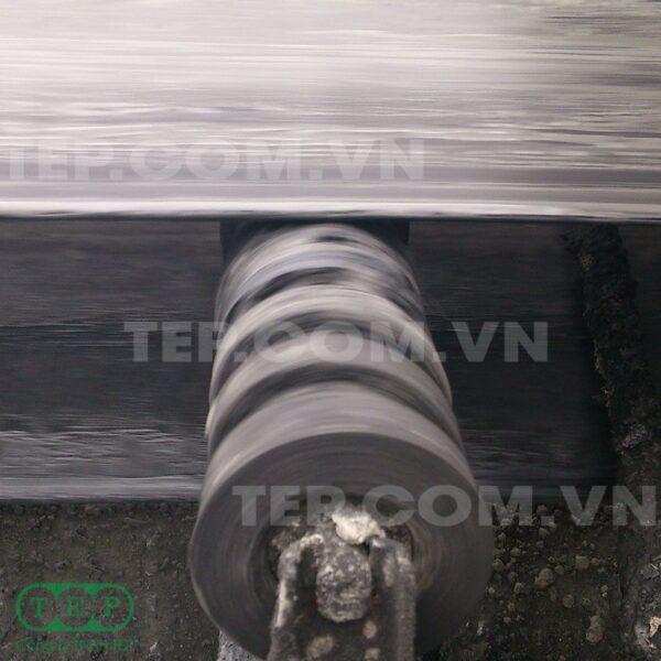 Con lăn cao su giảm chấn - Impact roller
