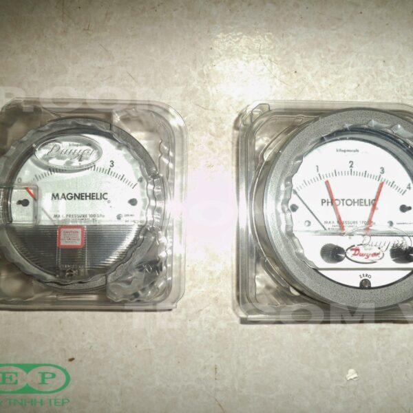 Đông hồ đo chênh áp - Manometer