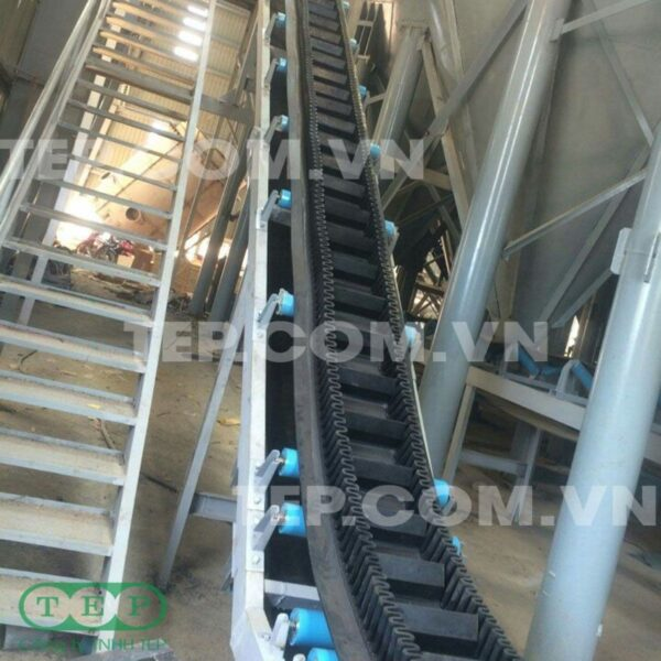 Băng tải bèo - Dirt conveyor