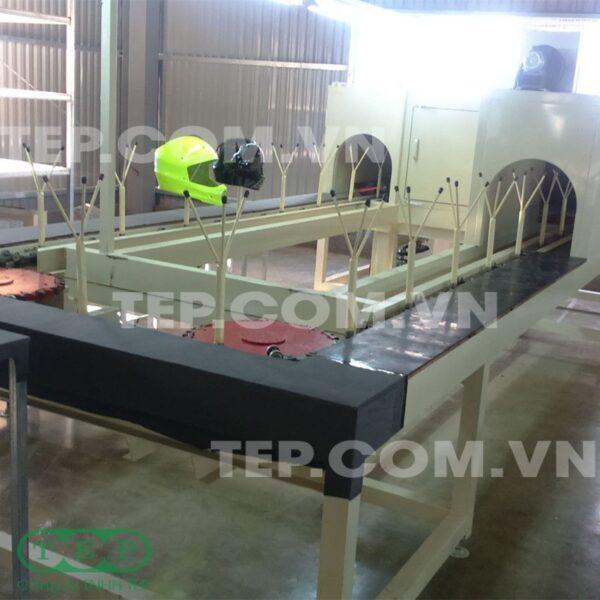 Băng chuyền xích - Conveyor belt