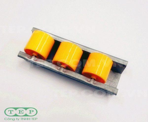 Con lăn thanh trượt nhựa - Rack plastic roller