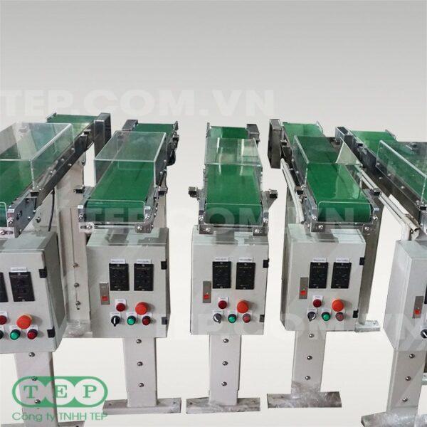 Băng tải PVC - PVC conveyor