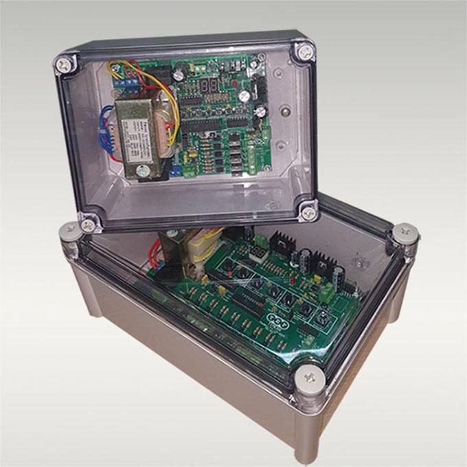 Mạch điều khiển TEP - TEP timer board