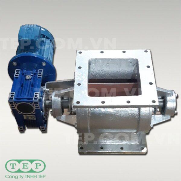 Van quay - Rotary airlock valve