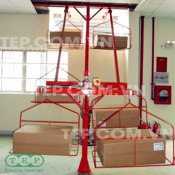 Băng tải xích treo - Suspesnion chain conveyor