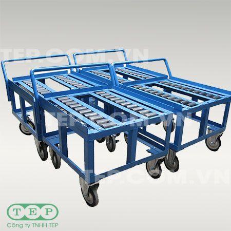 Xe đẩy con lăn - Rolling cart