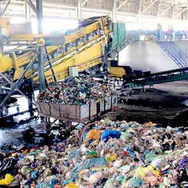 Tái chế rác thải công nghiệp