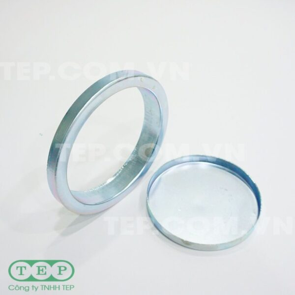 Bộ miệng đáy rọ túi lọc bụi - Filter cage cap
