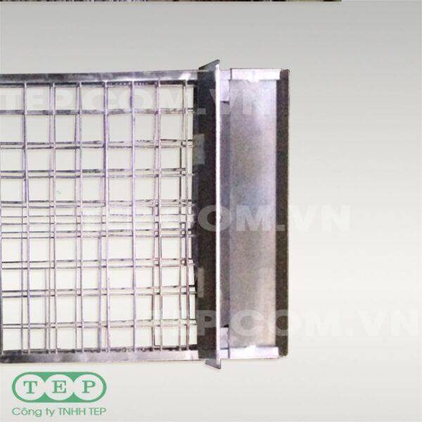 Rọ túi lọc dẹt - Flat filter cage