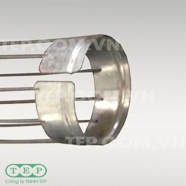 Rọ túi lọc bụi miệng hở - Strap filter cage