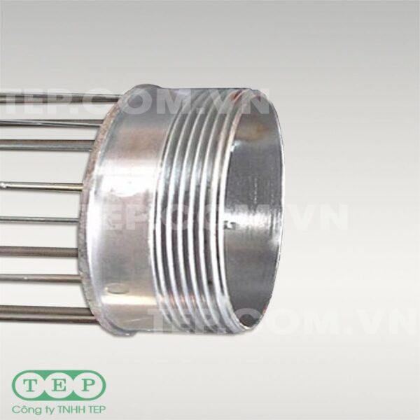Rọ túi lọc bụi miệng ren - Threaded filter cage