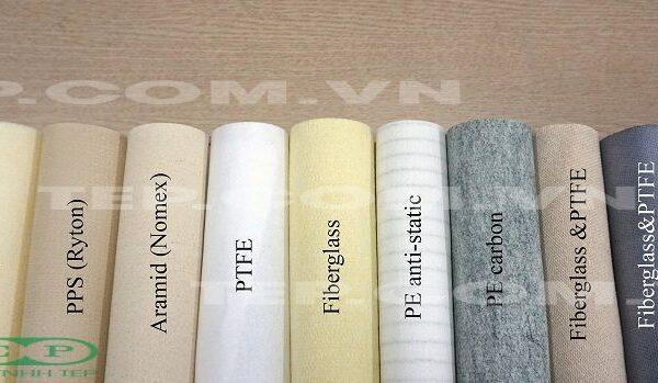 Vải lọc bụi - Filter media