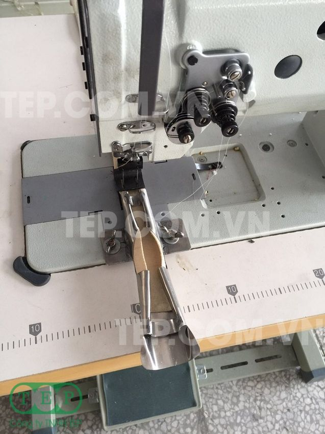 Máy may túi vải lọc bụi - Filter bag sewing machine