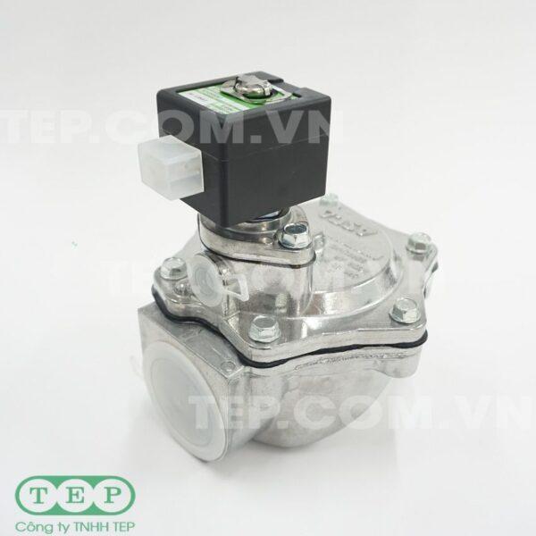 Van điện từ rũ bụi ASCO - Asco pulse diaphragm valve