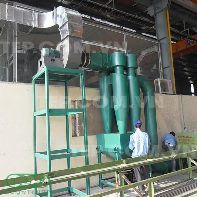 Lọc bụi Cyclon - Cyclon dust collector