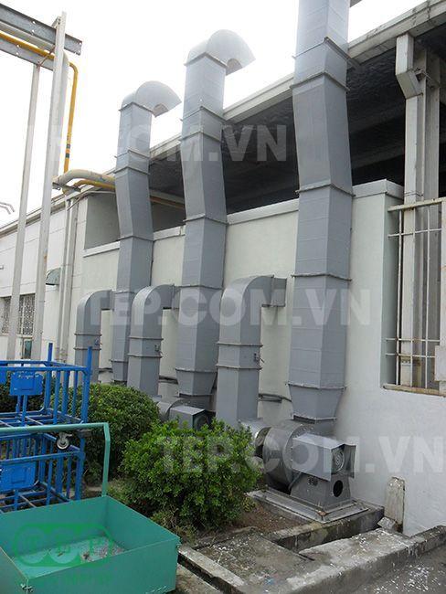 Lọc bụi Cyclon - Cyclon dust collector