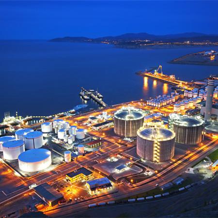 Nhà máy hóa chất - Chemical Factory