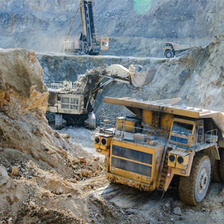 Dự án khai khoáng - Mining plants
