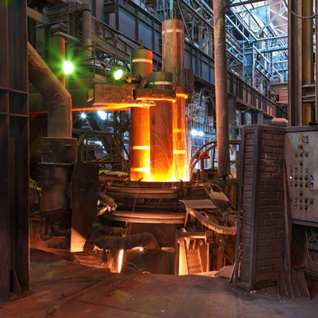 Nhà máy luyện kim - Metallurgy