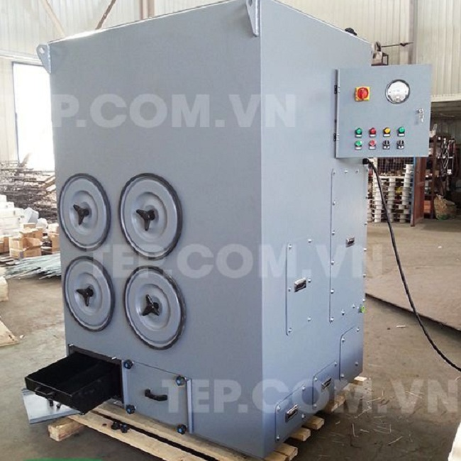 Lọc bụi Cartridge - Cartridge dust collector
