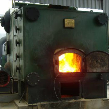 Lò đốt than - Coal furnace