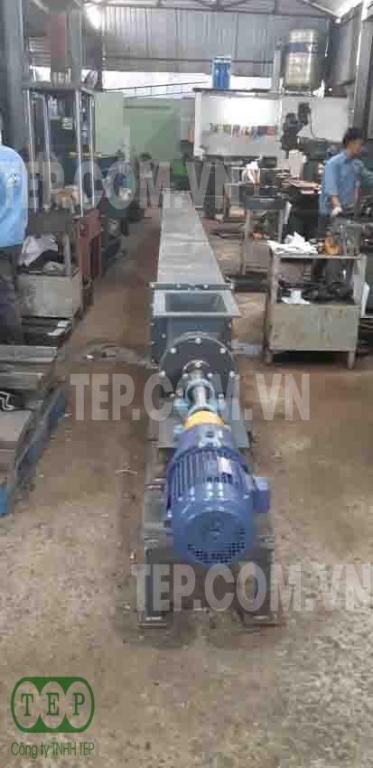 Vít tải - Conveyor Screw