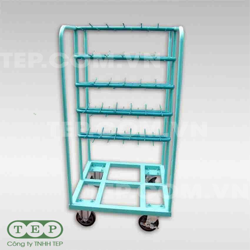 Xe đẩy hàng - Rolling cart