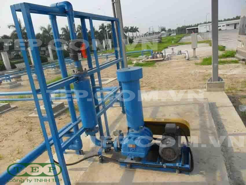 Bơm chân không - Vacuum pump