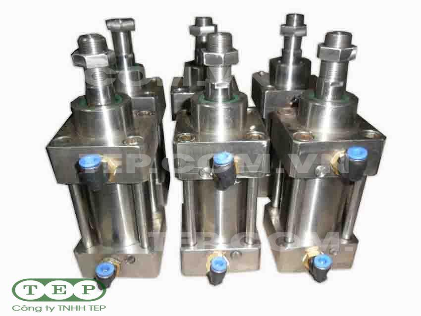 Xi Lanh - Cylinder