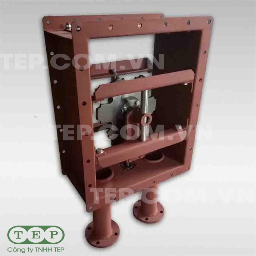 Cụm băng tải ống - Inlet pipe unit