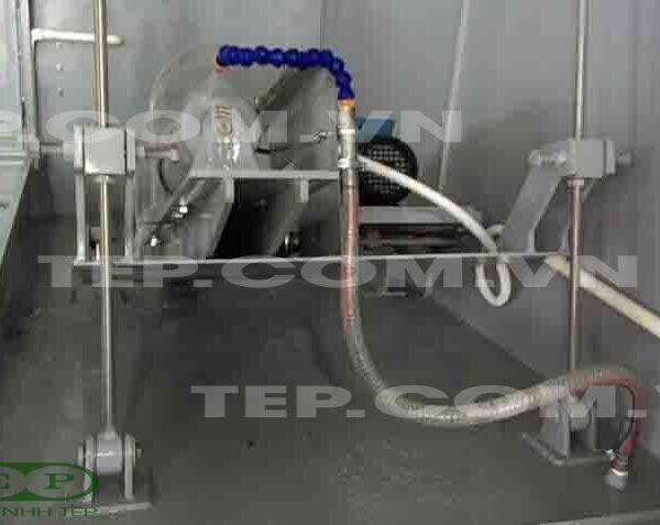 Máy kiểm tra độ kín - Air-tightness testing machine